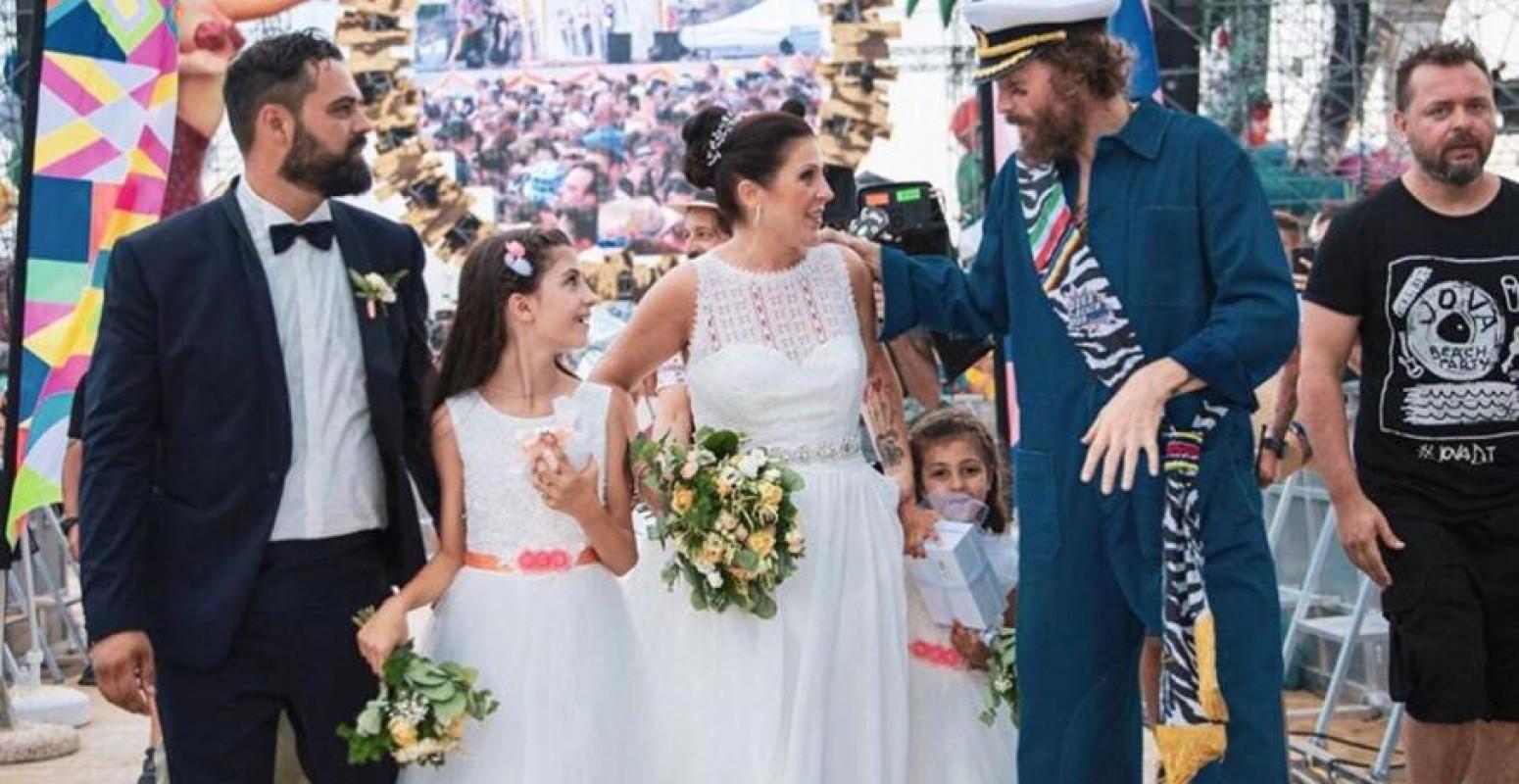 Favole Uomo - Jova Beach Wedding 07/07/2019